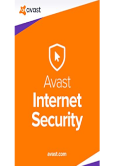 AVAST Internet Security PC 3 Devices 2 Years Key GLOBAL