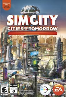 Image of SimCity: Cities of Tomorrow Origin Key GLOBAL