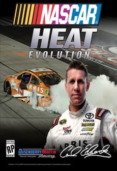 NASCAR Heat Evolution Steam Key GLOBAL фото