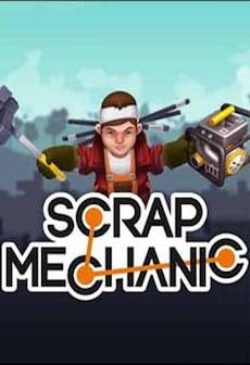 Scrap Mechanic Steam Key GLOBAL