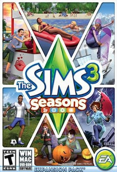 Image of The Sims 3 Seasons Key GLOBAL