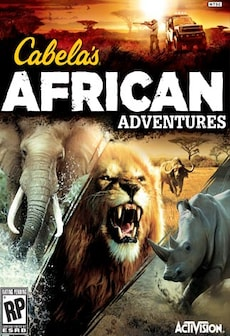 Cabela's African Adventures Steam Key GLOBAL