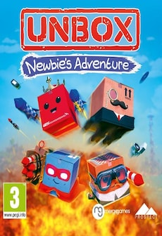 Unbox: Newbie's Adventure Steam PC Key GLOBAL фото