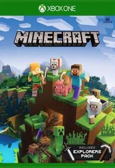 Minecraft + Explorers Pack (Xbox One) - Xbox Live Key - GLOBAL
