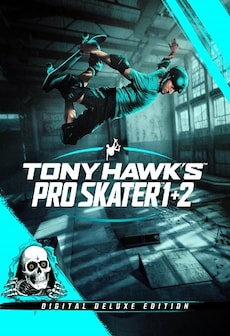 Tony Hawk's™ Pro Skater™ 1 + 2 | Deluxe Edition (PC) - Epic Games Key - GLOBAL