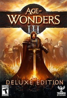Age of Wonders III Deluxe Edition Steam Key GLOBAL