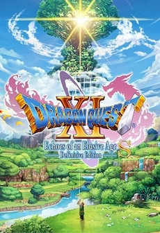 DRAGON QUEST XI S: Echoes of an Elusive Age - Definitive Edition (PC) - Steam Key - GLOBAL