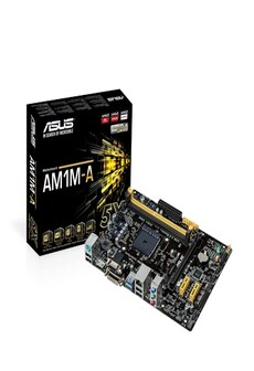 Image of ASUS AM1M-A MOTHERBOARD