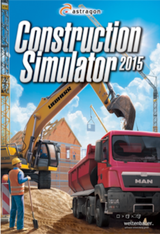Image of Construction Simulator 2015: Deluxe Edition Steam Key GLOBAL