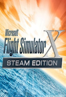 Image of Microsoft Flight Simulator X: Steam Edition Steam Key GLOBAL