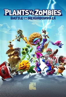 Plants vs. Zombies: Battle for Neighborville   Deluxe Edition (PC) - Steam Gift - GLOBAL