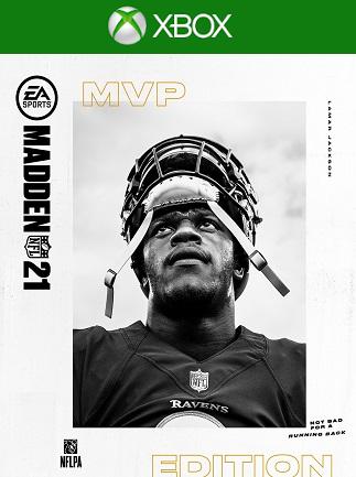 Madden NFL 21 | MVP Edition (Xbox One) - Xbox Live Key - GLOBAL