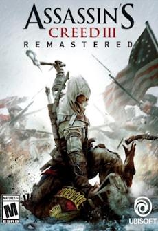 Assassin's Creed III: Remastered Uplay Key PC RU/CIS