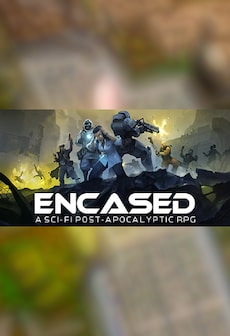 Encased: A Sci-Fi Post-Apocalyptic RPG - Steam - Key GLOBAL