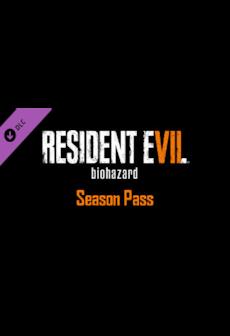 Resident Evil 7 / Biohazard 7 - Season Pass Gift Steam RU/CIS