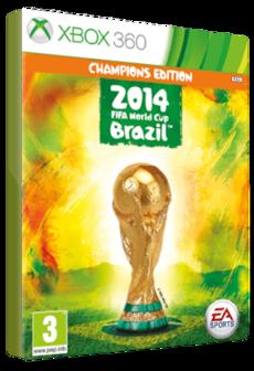 FIFA World Cup 2014 Brazil Champions Edition XBOX LIVE Key GLOBAL