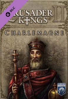 Image of Crusader Kings II - Charlemagne Steam Key GLOBAL