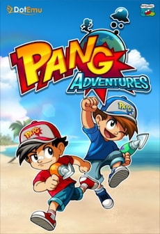Pang Adventures Steam Gift GLOBAL фото