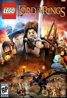 Image of LEGO Lord of the Rings Steam Key GLOBAL