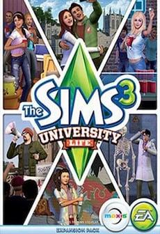The Sims 3 University Life Limited Edition EA ORIGIN CD-KEY GLOBAL PC