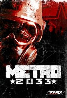 Image of Metro 2033 Steam Key GLOBAL