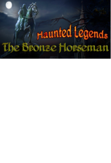 Haunted Legends: The Bronze Horseman Collector's Edition Steam Key GLOBAL