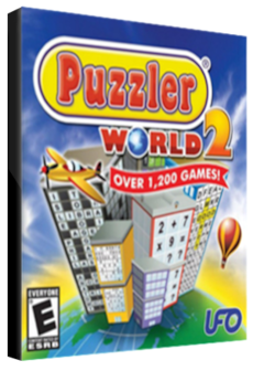 Puzzler World 2 Steam Key GLOBAL