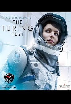 The Turing Test Steam Key GLOBAL фото