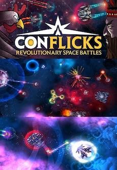 Conflicks - Revolutionary Space Battles Steam Key GLOBAL