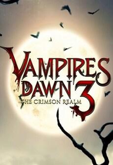 Vampires Dawn 3 - The Crimson Realm (PC) - Steam Gift - GLOBAL