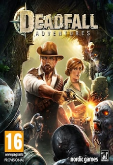 Deadfall Adventures Steam Key RU/CIS