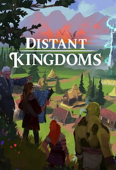 Distant Kingdoms (PC) - Steam Gift - GLOBAL