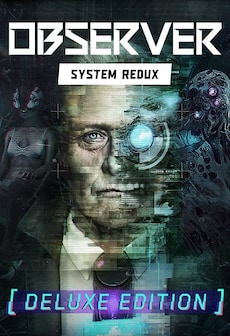 Observer: System Redux | Deluxe Edition (PC) - Steam Key - GLOBAL