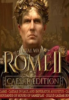 Total War: ROME II – Caesar Edition Steam Key GLOBAL