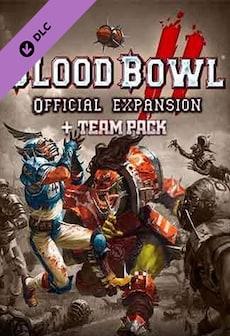 Blood Bowl 2 - Official Expansion + Team Pack Steam Key GLOBAL