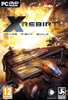 X Rebirth Collector's Edition Steam Key GLOBAL