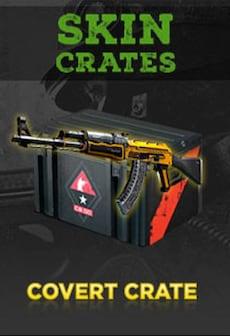Counter-Strike: Global Offensive RANDOM COVERT SKIN POWERED BY SKINCRATES Code GLOBAL