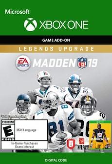 Madden NFL 19 Legends Upgrade Xbox Live Key Xbox One GLOBAL