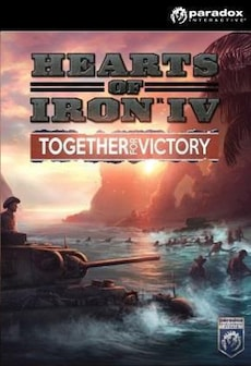 Image of Hearts of Iron IV: Together for Victory DLC Key Steam GLOBAL