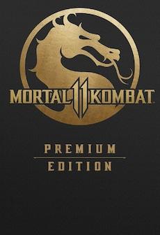 Mortal Kombat 11   Premium Edition (PC) - Steam Key - GLOBAL