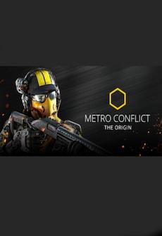 METRO CONFLICT: THE ORIGIN Steam PC Key GLOBAL