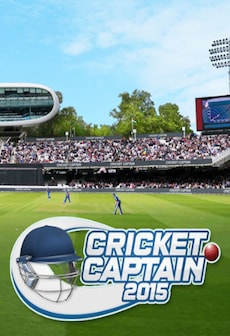 Cricket Captain 2015 Steam Gift GLOBAL фото