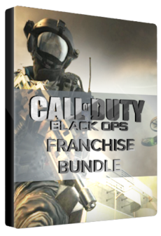 Call of Duty: Black Ops Franchise Bundle Steam Key GLOBAL