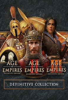 Age Of Empires Definitive Collection (PC) - Steam Key - GLOBAL