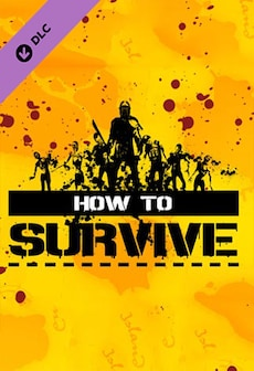 How to Survive - Heat Wave - Kenji's pack Key Steam GLOBAL