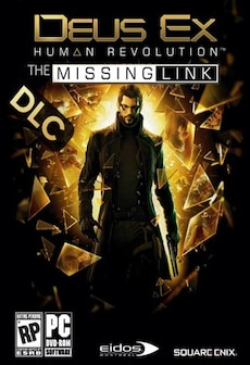 Deus Ex: Human Revolution - The Missing Link Key Steam GLOBAL