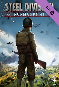 Steel Division: Normandy 44 - Second Wave Steam PC Key RU/CIS фото