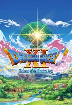 DRAGON QUEST XI: Echoes of an Elusive Age Digital Edition of Light Steam Gift GLOBAL