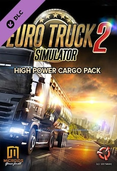 Euro Truck Simulator 2 - High Power Cargo Pack - Steam - Key RU/CIS