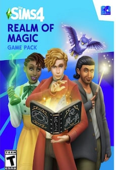 The Sims 4 Realm of Magic Game Pack Origin Key GLOBAL